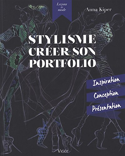 stylisme ; le portfolio