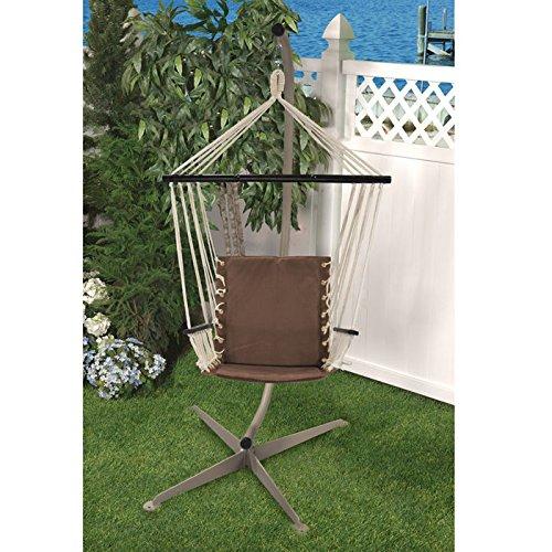 Bliss Hammocks Metro Hammock Chair with Armrests