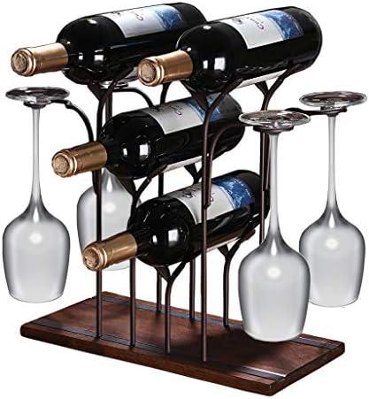 Bkey Countertop Wine Rack