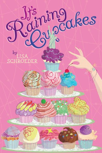 Book cover for It's Raining Cupcakes
