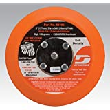 Dynabrade 56195 Non-Vacuum Disc Pad, 5-Inch Diameter by Dynabrade