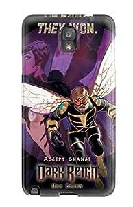 CaseyKBrown Premium Protective Hard Case For Galaxy Note 3- Nice Design - Dark Reign