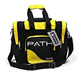 Pyramid Path Pro Deluxe Single Tote – Black/Gold For Sale