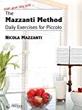 The Mazzanti Method, Daily Exercises for Piccolo
