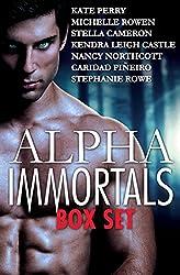Alpha Immortals Box Set (English Edition)