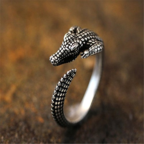 crocodile ring - 1