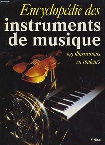 Encyclopédie des instruments de musique par Buchner