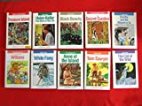 Watermill Classic Collection - (10 Volume Boxed Set) - Black Beauty, The Adventures of Tom Sawyer, The Secret Garden, The Call of the Wild, Dorothy and the Wizard of Oz, Anne of the Island, The Wind in the Willows, Treasure Island, White Fang etc.