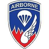 3S MOTORLINE 2X Glossy 6 Torri Rakkasans Decal Sticker Unit 101st Airborne 187 Infantry