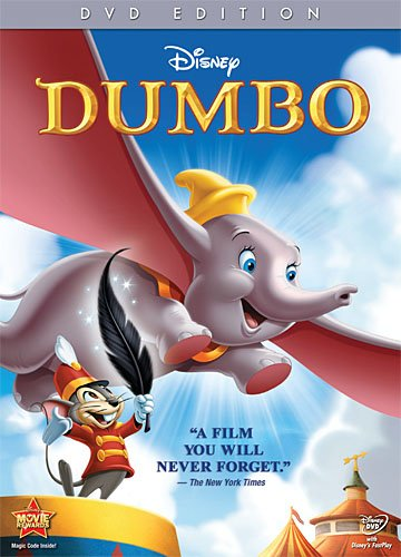 Dumbo (70 Dvd Movies)