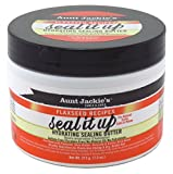 Aunt Jackie's Seal It Up, Hydrating Sealing Butter