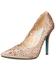 Blue by Betsey Johnson Women's SB Elsa Dress Pump