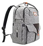 Savvy Nomad Diaper Bag Backpack with Stroller