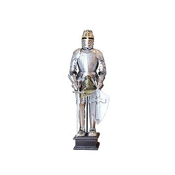 Amazon.com: TUKURIO - Escultura para el hogar, armadura ...