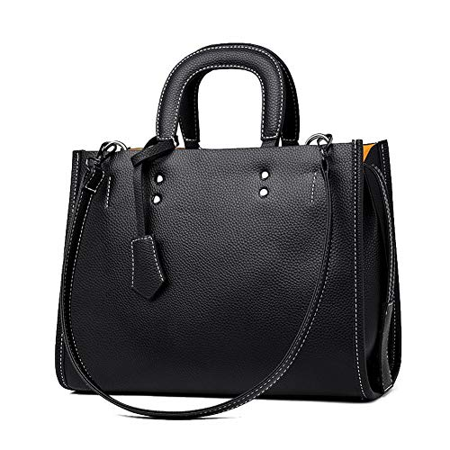 GMDBA215398 Dacron Women's Bags Zippers Black Crossbody Shopping Black Casual Pu AgooLar g8nxqS8p