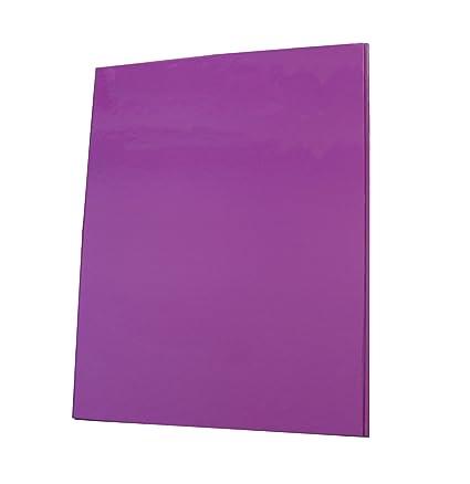 Leitz Ringbuch WOW A4 PP 2 Ringe Violett Metallic Ringordner Ordner Unterlagen