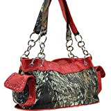 LICENSED MOSSY OAK® HANDBAG COLLECTION * TOP ZIP CLOSURE * TWO CHIAN AND LEATHERETTE STRAPS Specification MEASUREMENTS 13 (L) X 9 (H) x 5 (W) Specification MEASUREMENTS 13 (L) X 7.5 (H) x 5 (W) My Account | Order Status/History | Contact Info | Home ...