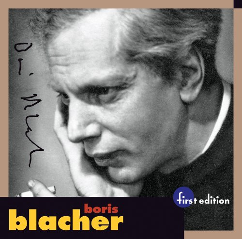 Boris Blacher: Orchestral Variations on a Theme by Paganini