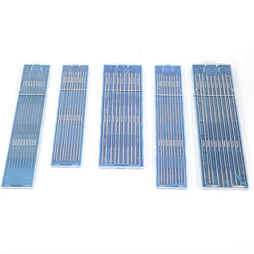 Welding Tungsten Electrodes Lanthanated Electrode Blue Tip(1.6*150mm) - 3
