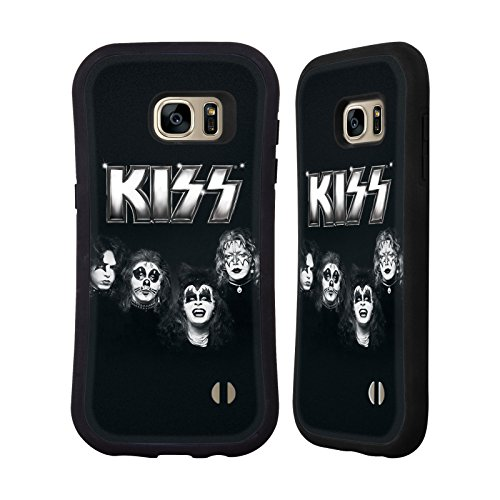 Official Kiss Cold Gin Group Hybrid Case For Samsung Galaxy S7 Edge