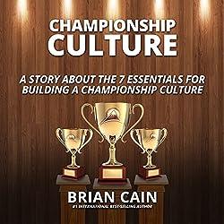 Pillar #2: Championship Culture