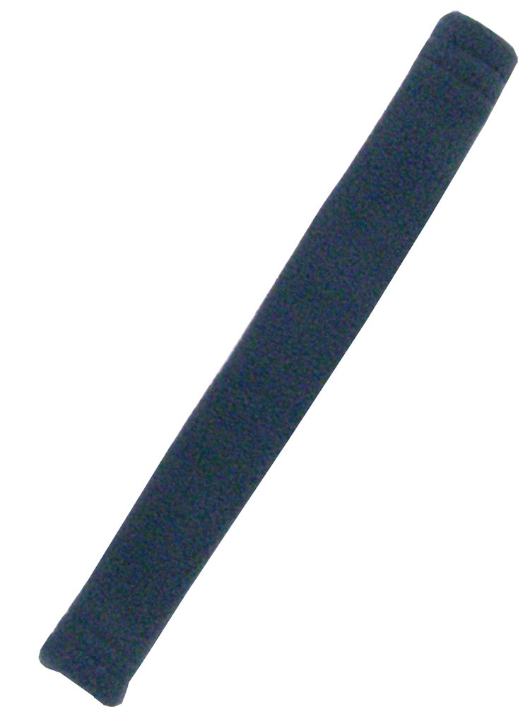 Eco-Pup Harness Strap Covers, Large, Charcoal