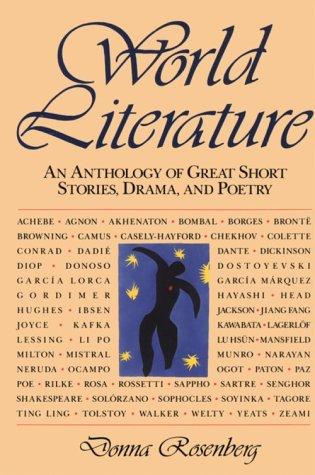 glencoe world literature - 6