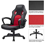 KaiMeng Office Gaming Chair Leather Computer