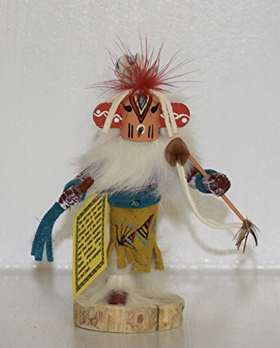 Hummingbird Kachina - 5 INCH Hummingbird Kachina