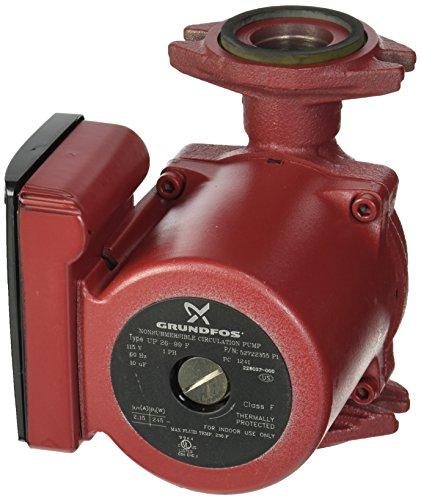 Grundfos 52722355 Single Phase Circulating Pump by Grundfos