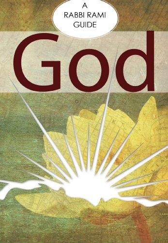 God: A Rabbi Rami Guide by [Shapiro, Rabbi Rami]