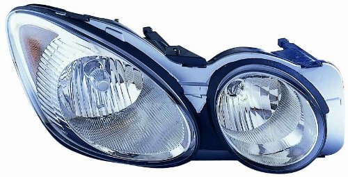 Depo 336-1114R-AS Buick LaCrosse/Allure Passenger Side Replacement Headlight Assembly
