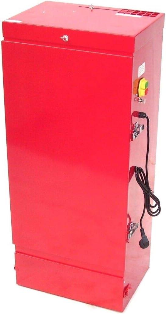 Absauganlage Absaugger/ät 07006 Sandstrahlkabine Sandstrahlger/ät Absaugung 370W AWZ