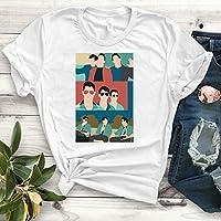 Jonas Brothers Names Shirt, JB, Sucker for You, Nick Jonas, Joe Jonas, Kevin Jonas, Bacon, Cool, Jonas Brothers Tee, Concert Shirt, Fan, Gift for men woman