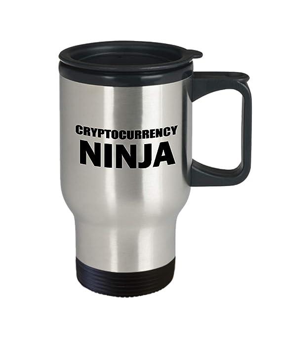 Amazon.com: Novelty Gift Idea for Cryptocurrency Ninja ...