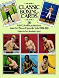 Classic Boxing Cards, , 0486258173
