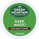 Gourmet Food : Green Mountain Coffee Roasters Dark Magic Keurig Single-Serve K-Cup Pods, Dark Roast Coffee, 72 Count (6 Boxes of 12 Pods)