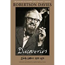 Discoveries: Letters 1938-1975