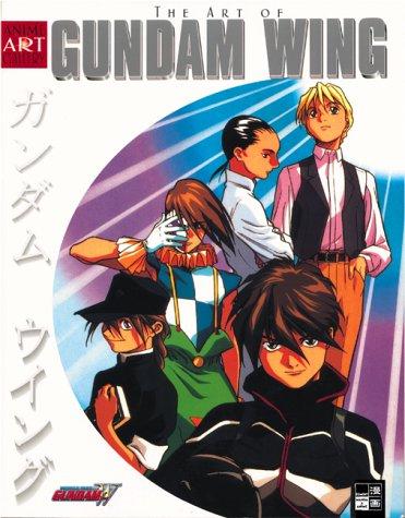 Gundam Wing Artbook 01. (Allemand) Broché – 30 septembre 2002 Kondo Kazuhisa Egmont Manga + Anime GmbH 3898855643 Belletristik