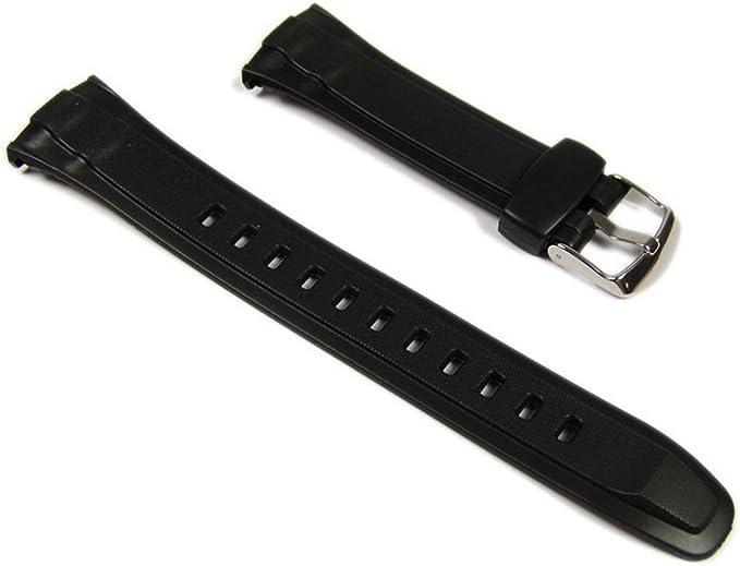 Casio Bracelet résine plastique WVA 470, WVA 430E, WVQ  g1uVt