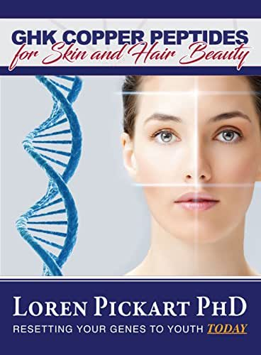 GHK Copper Peptides: for Skin and Hair Beauty