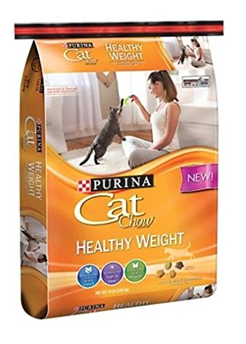 Purina 178028 Healthy Weight Chow For Cats, 13-Pound