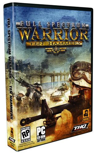Full Spectrum Warrior: 10 Hammers - PC (Spectrum Store)