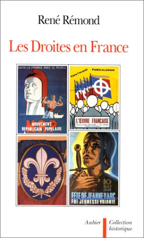 Les droites en France (Collection historique) (French Edition)