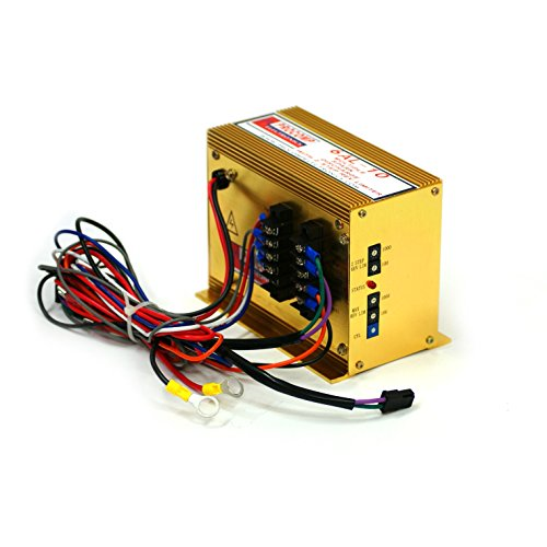 Gold Capacitor - Multiple Spark CDI Capacitor Discharge Race Only Ignition Box Dial Limiters Gold