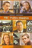 FBI : Portés disparus - Saison 2, Coffret 4 DVD