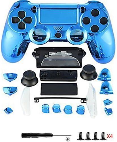 Canamite® - Funda cromada para mando de PS4 Playstation 4 Dualshock, PS4, 1#: Amazon.es: Deportes y aire libre