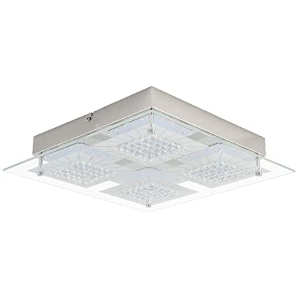 Ceiling Light Modern Flush Mount Ceiling Lamp Dimmable LED Kitchen - Square kitchen light fixtures