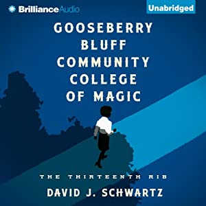 Gooseberry Bluff Community College of Magic Audiobook