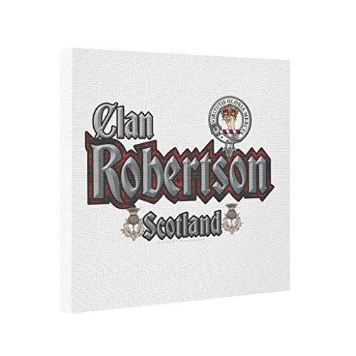 - Yolana Robertson Clan Tartan Canvas Picture Frames Scottish Print Canvas Photos